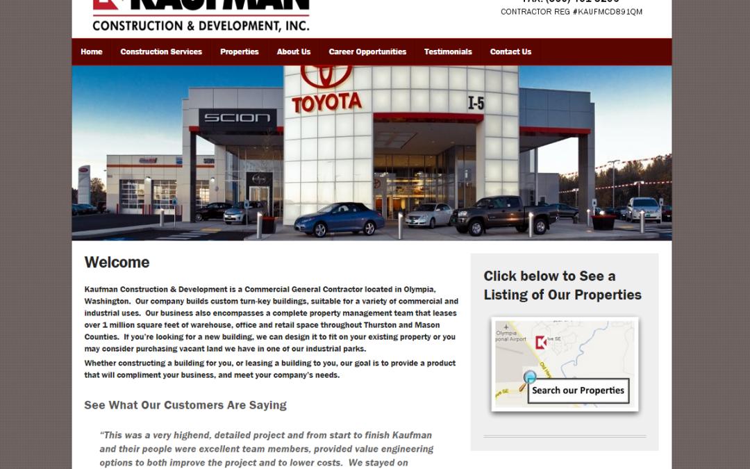 Real Estate & Property Management Website